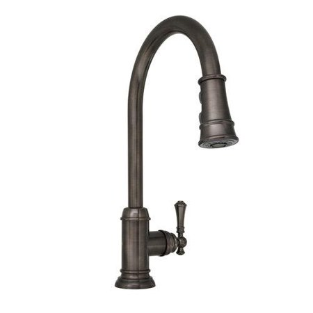 Mirabelle Mirxcam100 Amberley Pullout Spray Kitchen Faucet
