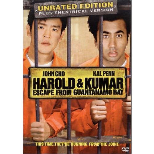 Harold And Kumar Escape From Guantanamo Bay (Unrated / Rated) (Widescreen)