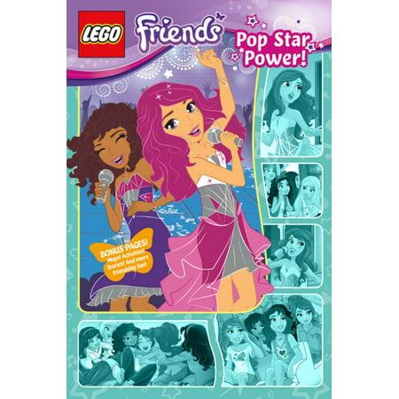 LEGO FRIENDS:GRAPHIC NOVE (Lenox Little Mermaid)