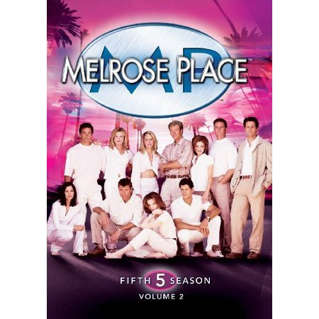 Melrose Place  The Fifth Season  Vol  2  Full Frame   3 Discs
