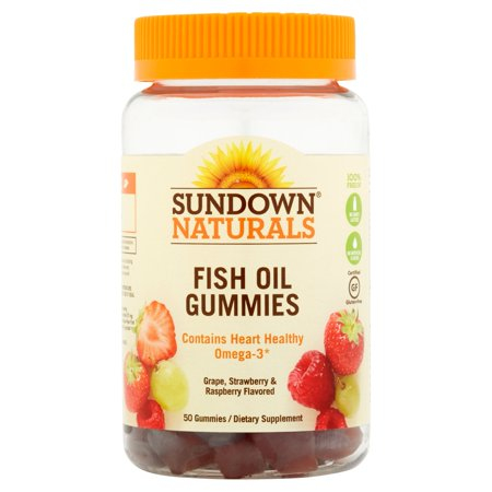 Sundown Naturals Reviews Fish Oil