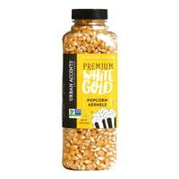 Urban Accent Premium White Gold Popcorn 1.8 oz each (1 Item Per Order, not per case)