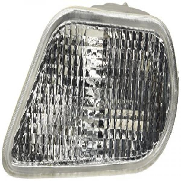 Depo 332-1682L-US Pontiac Trans Am Sport Driver Side Replacement Parking/Signal Light Unit without Bulb