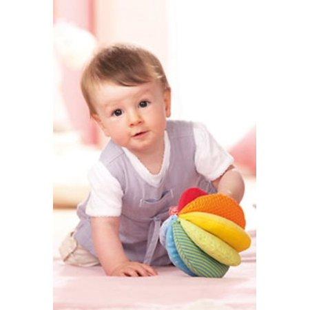 Haba Fabric Ball (Haba Rainbow Fabric ball)