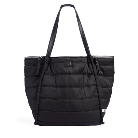 EV1 from Ellen DeGeneres Nylon Tote (Black) ()