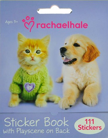 Rachael Hale 111 Count Tuck Front Sticker Book