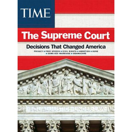 TIME Supreme Court Decisions - eBook