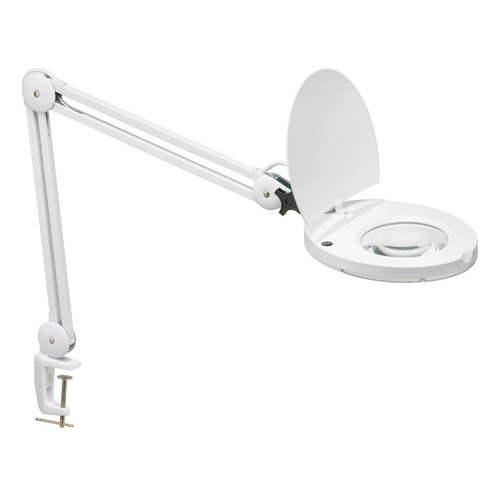 Dainolite Magnifier 42'' H Table Lamp