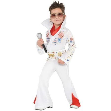 King of Vegas Child Costume (X-Large) - Vegas Halloween Meme