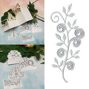 handicraft stencil hand DIY die scrapbook embossing mould embossing mold metal card stencil - image 3 of 6