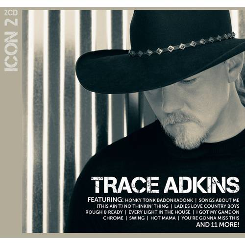 Icon Series 2: Trace Adkins (2CD)