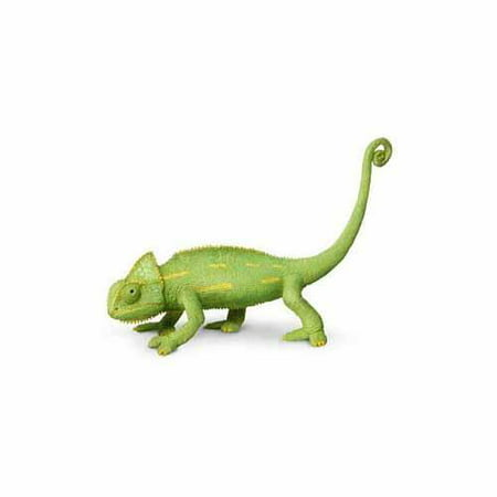 Safari Ltd Incredible Creatures Veiled Chameleon Baby Hand-Painted Toy  Figurine For Ages 3 And Up