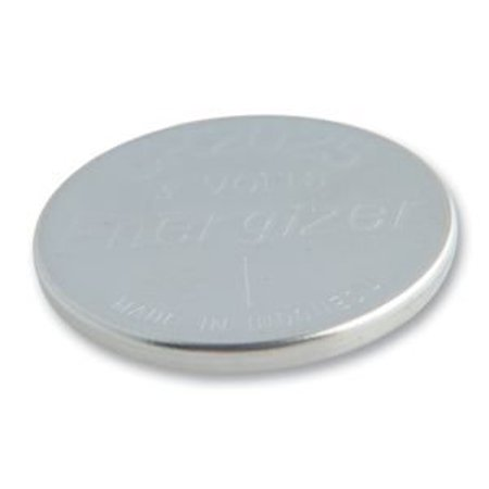 Energizer (ECR-2025BP) Lithium Button Coin Battery Replacement for CR2025, DL2025 and LF1/3V - (Extended Replacement Lithium Battery)