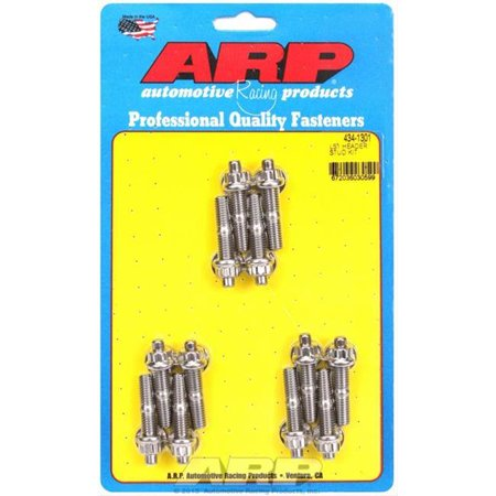ARP A14-4341301 Stainless Steel Chevy LS1 header stud kit