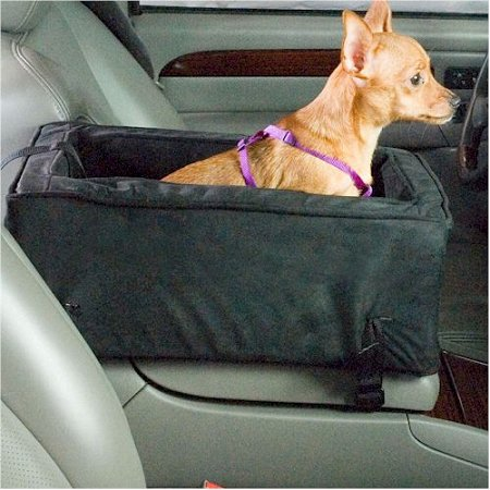 Snoozer Luxury Console Pet Car Booster Seat