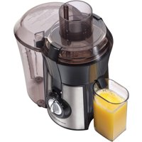 Hamilton Beach Stainless Steel Big Mouth Pro Juice Extractor | Model# 67608Z