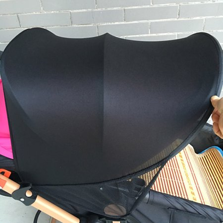 Anti-UV Cloth practical Stroller Cover Sun Shade Canopy Windproof For Baby Buggy