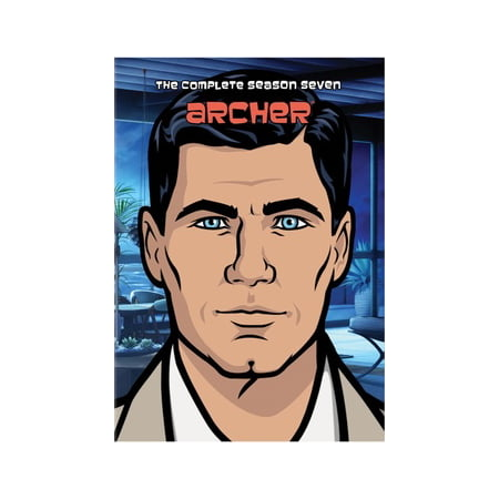 Archer: The Complete Season Seven (DVD) (Archer Tv Series Dvd)