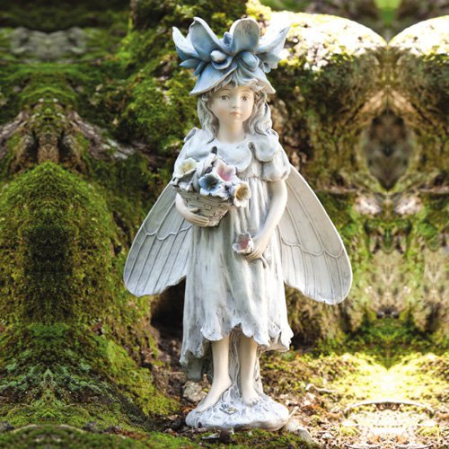 New Creative Darling Forest Fairies Bountiful Fairy Statue