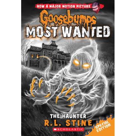 Goosebumps Most Wanted Special Edition: The Haunter (Goosebumps Most Wanted Special Edition #4) (Other) - Goosebumps 2000 Headless Halloween