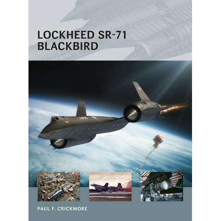Lockheed SR-71 Blackbird - eBook