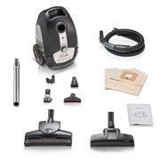 Best Canister Vacuums - Tritan Bagged Canister Vacuum HEPA Sealed Hard Floor Review