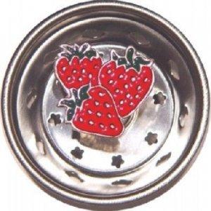 Strawberry Fruit Sink Strainer Drain Kitchen Decor Walmart Com