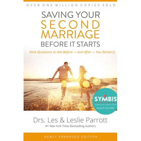 Saving Your Second Marriage Before It Starts : Nine Questions to Ask Before -- And After -- You (Preparation H For Wrinkles Before And After)