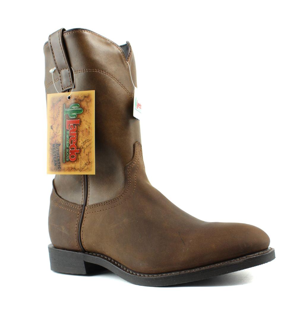 Laredo Roper Cowboy, Western Mens Boots by Laredo