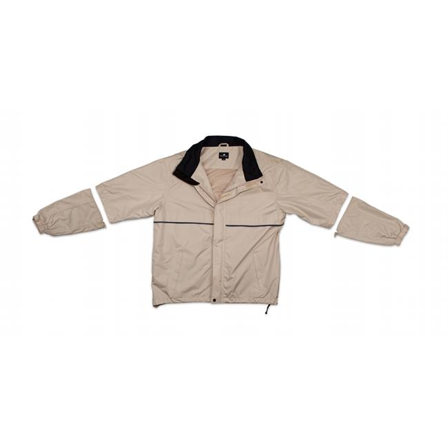 Twac 58015-050-3XL Microfiber Jacket- Black -3Xl