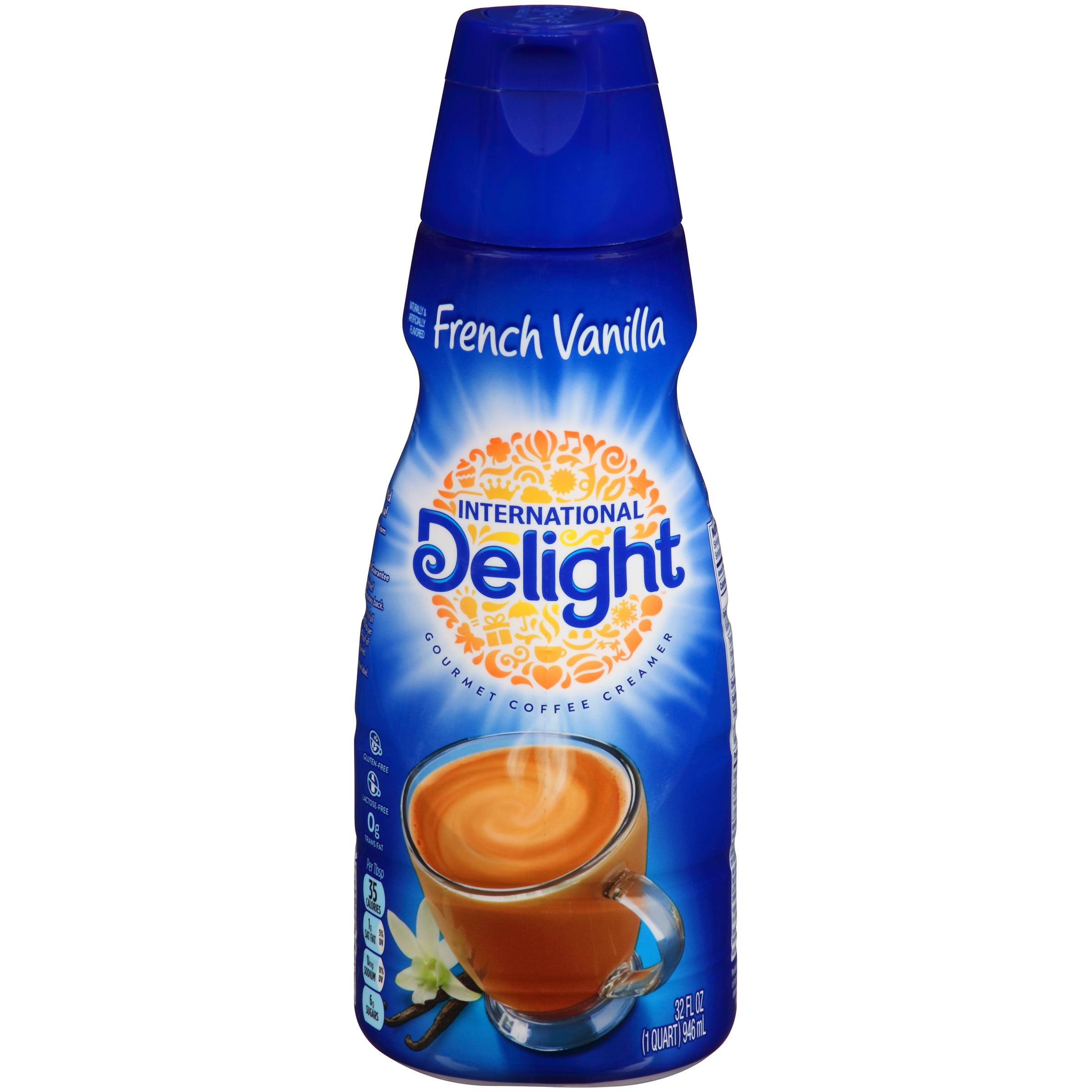 International Delight��� French Vanilla Gourmet Coffee Creamer 32 fl. oz. Plastic Bottle