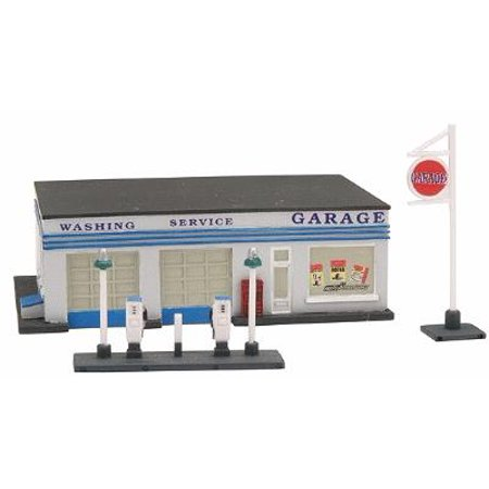 Scale Gas Station (GAS STATION N SCALE )