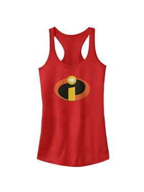951b349e3f97ca Product Image The Incredibles Juniors  Classic Logo Racerback Tank Top