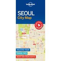 Seoul City Map - Folded Map