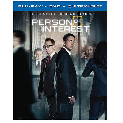 Person Of Interest: The Complete Second Season (Blu-ray   DVD   UltraViolet)