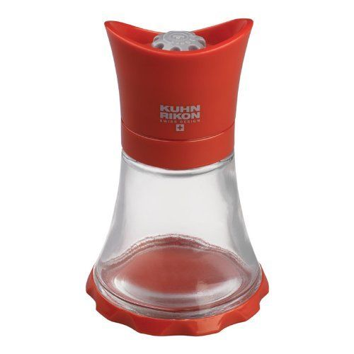 Kuhn Rikon Vase Grinder, Mini, Red