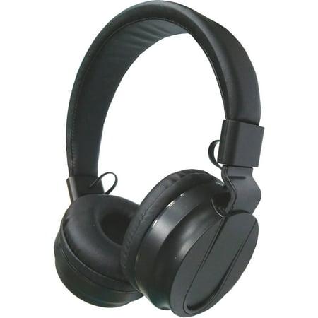 Amplivox Deluxe Stereo Headphones - Compucessory, CCS15155, Deluxe Stereo Headphones, 1, Black