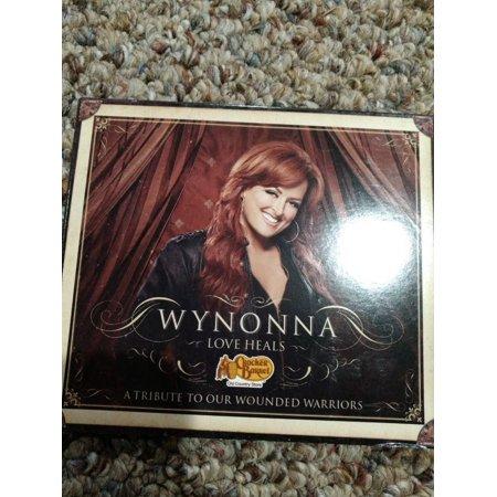 Love Heals - Cracker Barrel Exclusive - Wynonna Judd (CD) ()
