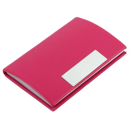 Faux Leather Outdoor Office Business Name Card Case Storage Cover Holder Box 3 Pack - image 4 of 6