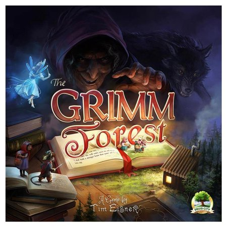 The Grimm Forest Legendary Fairy Tale Themed Strategy Skybound, LLC SKY3443 - Beach Themed Games