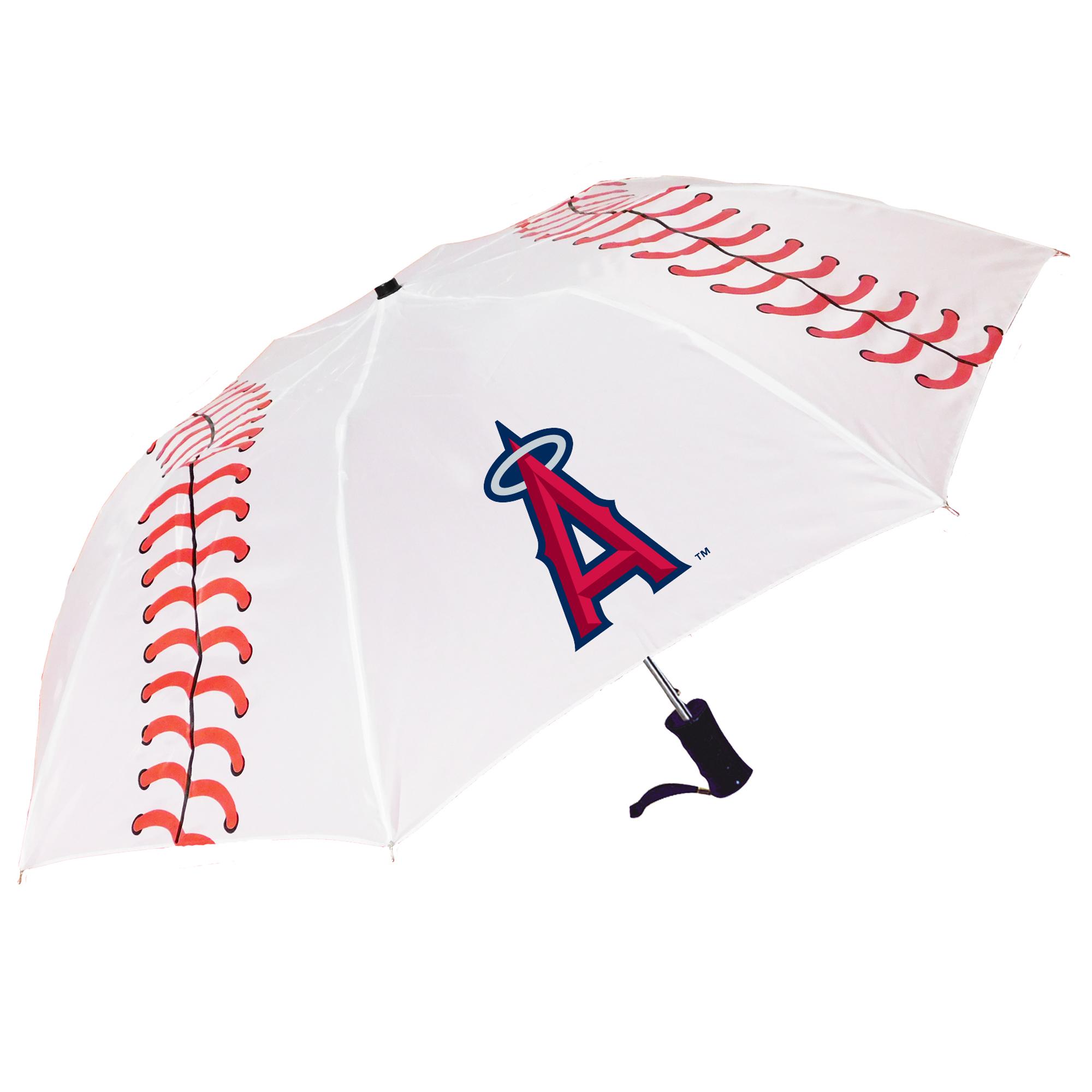 Storm Duds Los Angeles Angels Baseball Folding Umbrella - No Size