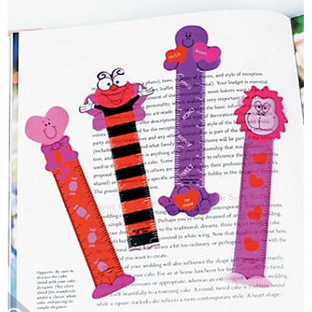 Valentine Bookmarks (4 Dozen)