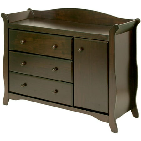 Storkcraft Aspen Combo 3 Drawer Dresser Choose Your Finish