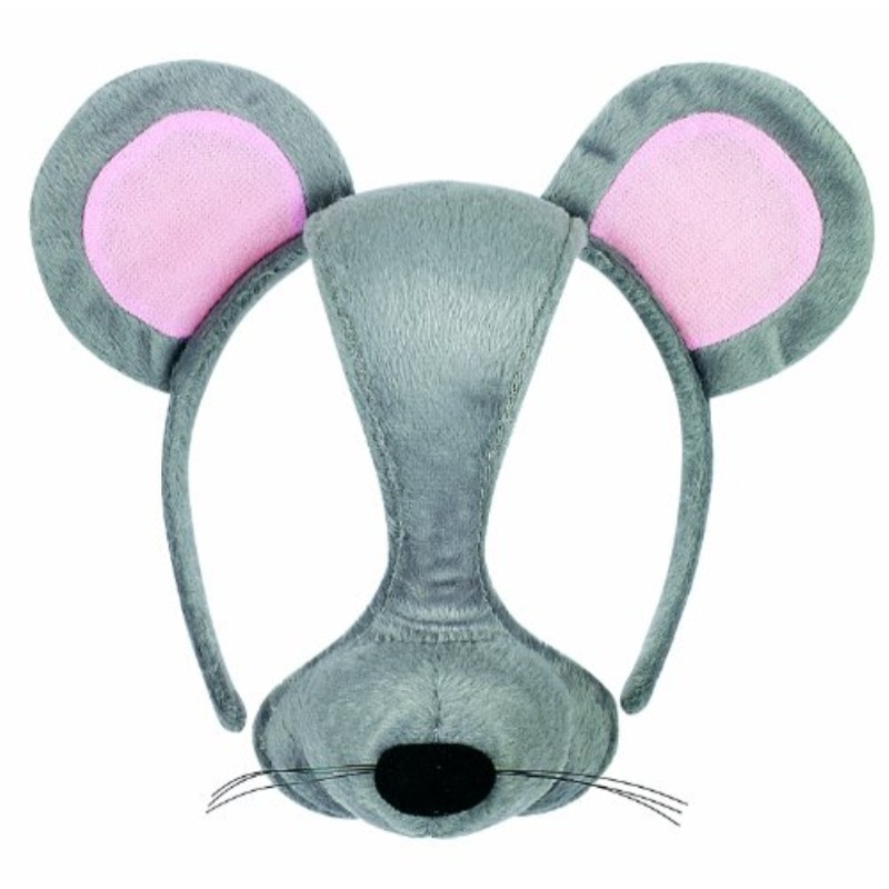 Small World Toys Furree Faces Mouse Mask by Small World Toys