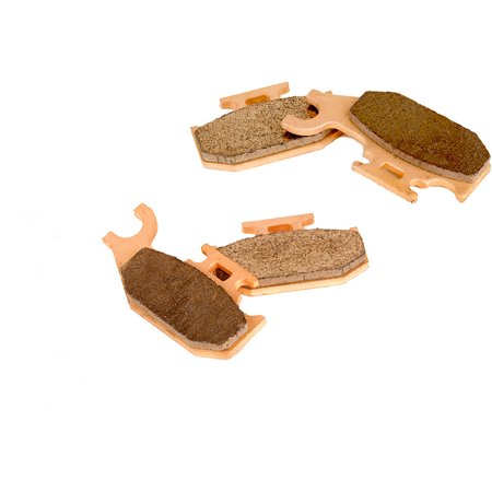 Race-Driven 2002-2004 Bombardier QUEST 500 Front Sintered Metal Severe Duty Brake Pads