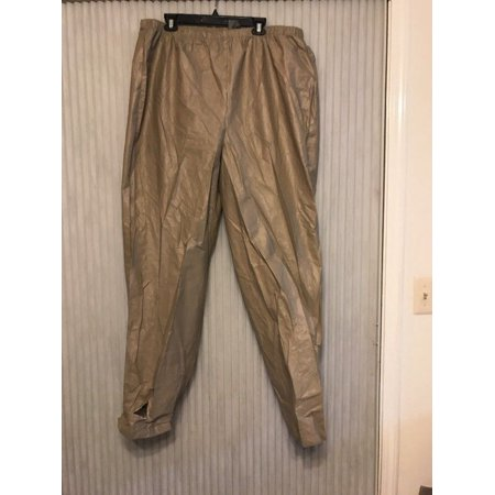Frogg Toggs Rain Suit Gear Hiking Camping XXL Pants Only Ships N