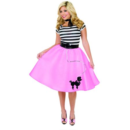 Poodle Skirt Costume
