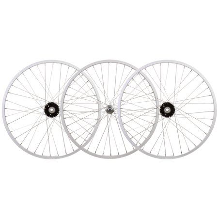 Wheelset 24X1.75 Alloy Silver 36 Trike 15mm (Best Alloy Wheelset 2019)
