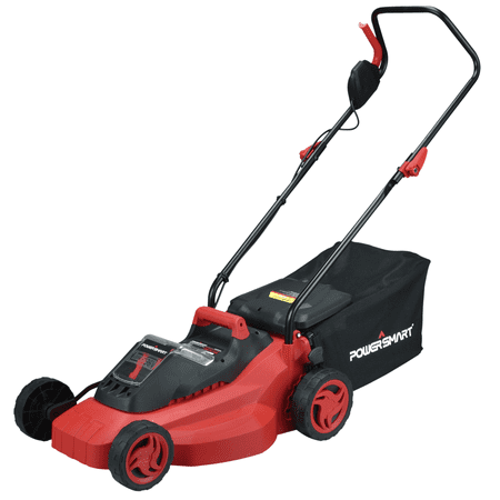 PowerSmart PS76215A 36V Lithium-Ion Cordless Lawn Mower with 3Ah Battery and Charger