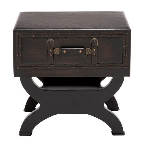 EC World Imports Olde London End Table by ecWorld